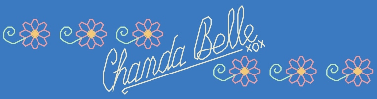 Chanda Belle... First banner!