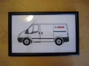 2011 Transit Van